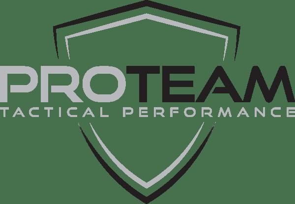 Pro Team Tactical Performance Vertical Logo